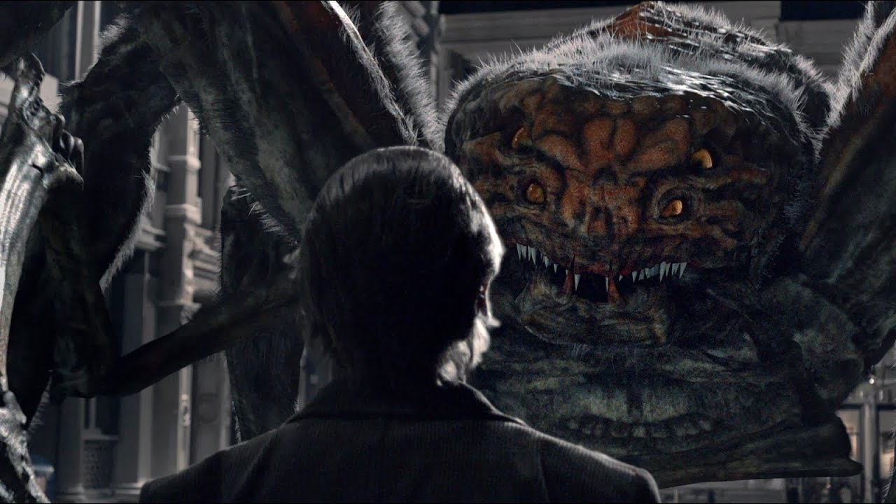 Download Hollywood best action horror animals movie   Spider and force