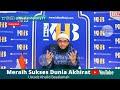 Meraih Sukses Dunia Akhirat | Ustadz Khalid Basalamah