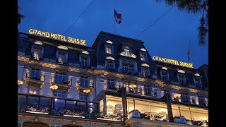 Hotel Suisse Majestic Montreux Switzerland Review of Suite 120