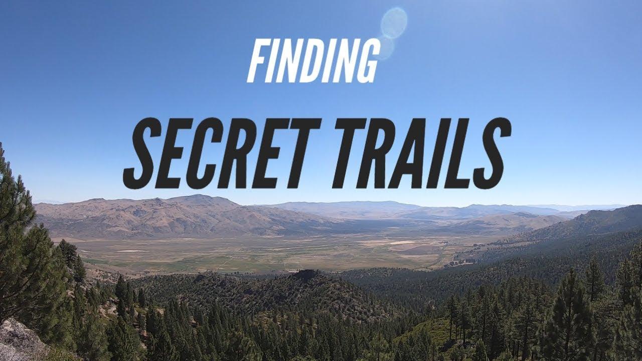 Finding Secret Trails!