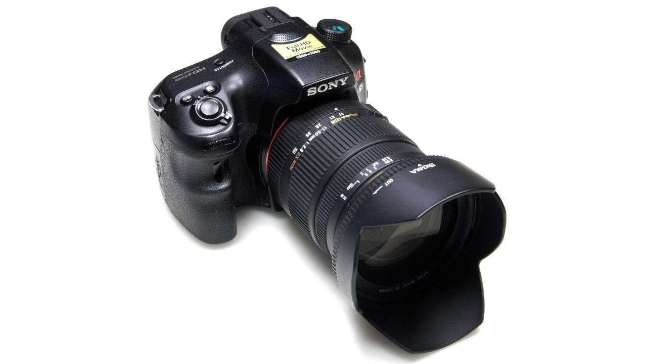 8ff921b4579f7 Sigma 17-50 f2.8 EX DC OS HSM Lens for Sony Alpha Mount Review - YouTube