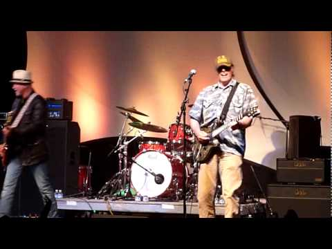 Ted Nugent - Motor City Madhouse - Dallas International Guitar Show 4-18-10