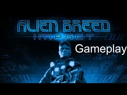 Alien Breed Impact gameplay |