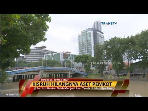 Kisruh Hilangnya Aset Pemkot Surabaya