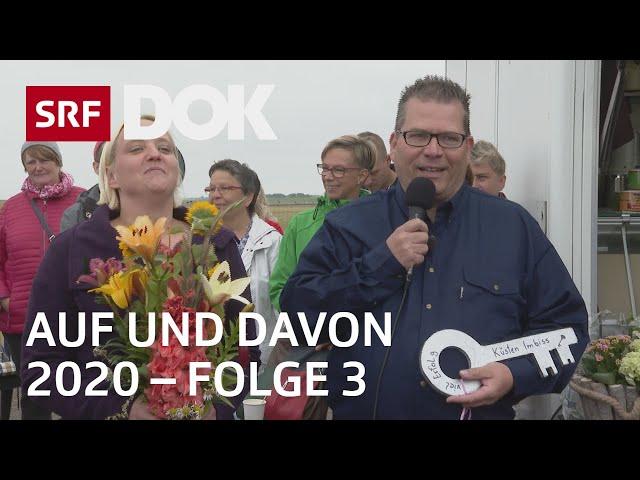 Schweizer Auswanderer | Uruguay, Kanada, Norddeutschland | Auf und davon 2020 (3/7) | Doku | SRF DOK