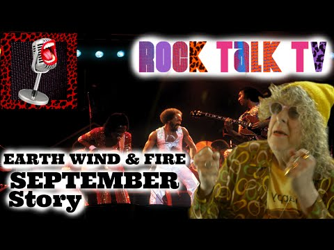 EARTH WIND and FIRE - SEPTEMBER - How it got Written