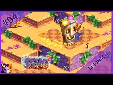 Spyro 2: Season of Flame #04   Tiki Tropics e Alpine Adobe