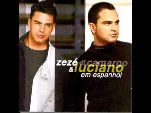 ZEZE DI CAMARGO E LUCIANO CD 2002 ESPANHOL