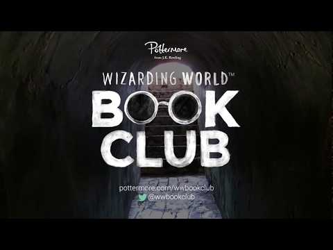 "The Wizarding World Book Club – ""Messrs Moony, Wormtail, Padfoot and Prongs"""