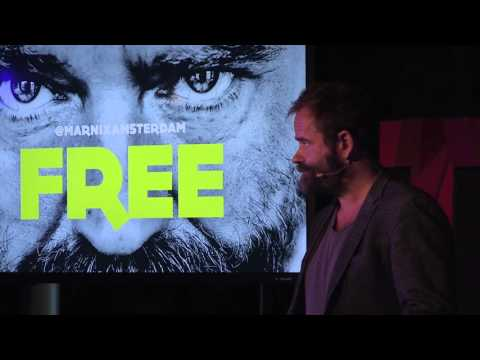 No more fear of life | Marnix Pauwels | TEDxArnhem