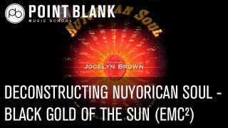 Ableton Live Tutorial: Deconstructing Nuyorican Soul - Black Gold Of The Sun