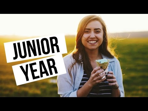 A YEAR IN MY LIFE: Junior Year in Review