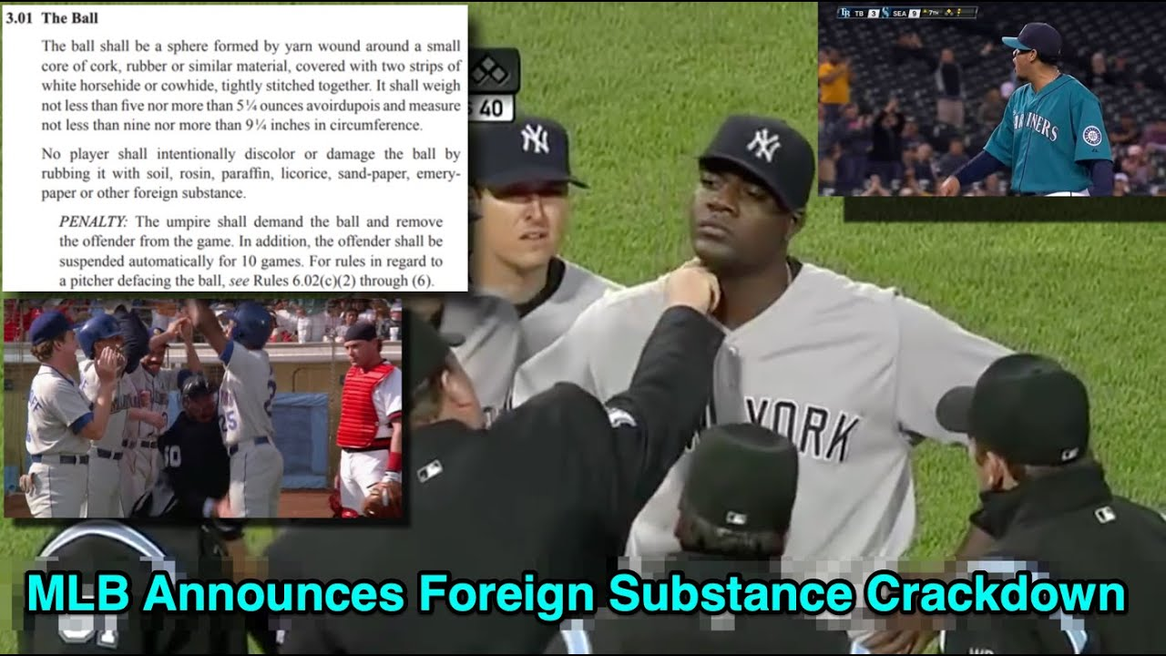 Jacob deGrom First to be Inspected by Umpires for Sticky Substances