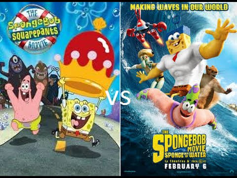 spongebob squarepants full movie sponge out of water free the