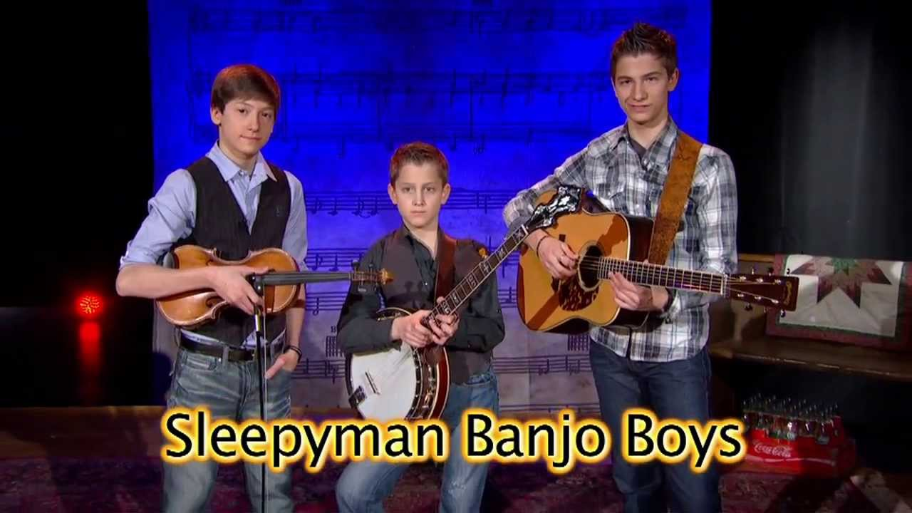 sleepy man banjo boys on reno 39 s old time music with ronnie reno on rfd tv youtube. Black Bedroom Furniture Sets. Home Design Ideas