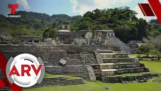 6 Misteriosas zonas arqueológicas en México que los turistas no conocen | Al Rojo Vivo | Telemundo