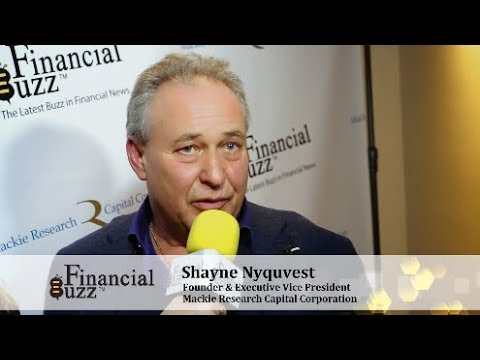 Exclusive Interview with Vice Chairman Shayne I. Nyquvest at Mackie Research Lithium Investors Forum