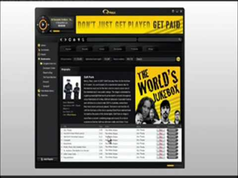 www.Qtrax.com - Over 25 Million Free & Legal Music Downloads