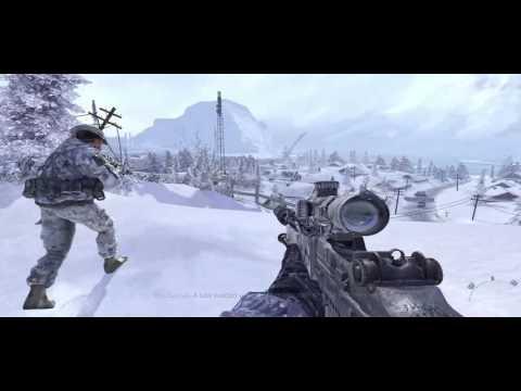 Modern Warfare 2(Drone Attack) Epic!!!!!!!!!!!!!!!!!