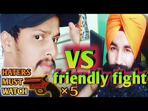GTX Preet Vs kronten | friendly fight bahot ho gae controversy | love like kronten and paji