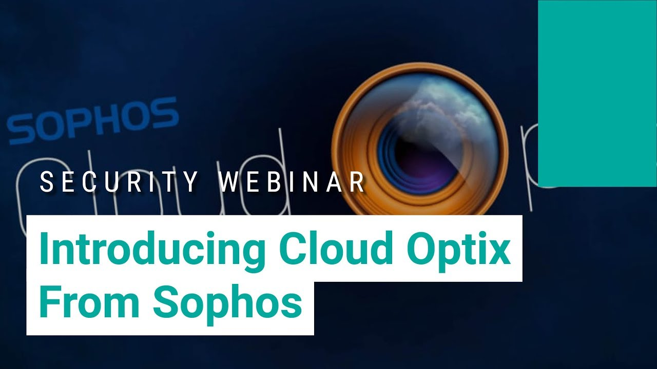 Sophos Cloud Optix - Everything You Need to Know