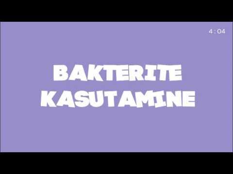 Bakterite kasutamine   Eesti Tervishoiu Muuseum