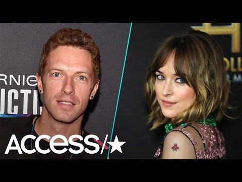 Scott Davidson - Dakota Johnson & Chris Martin Are Over