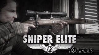 Sniper Elite V2: PS3 Demo 【HD】
