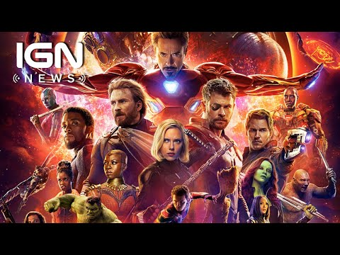 Avengers: Infinity War Posters May Tease Unexpected Team-Ups - IGN News