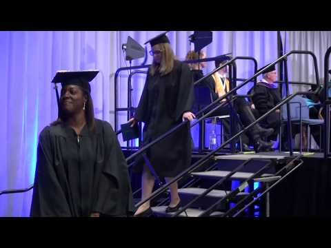 Muskegon Community College 2018 Commencement
