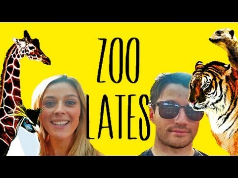 London Zoo Lates (VLOG) | Spencer & Alex