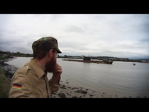 PLEASE HELP!!  COLD WAR SUBMARINE ON THE RIVER MEDWAY IN KENT