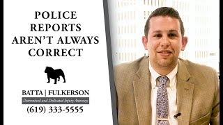 Batta Fulkerson: What You Should Know About Police Reports