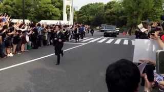ポールマッカートニー あ~逆だ~残念ですが、でも良かった~日本武道館...