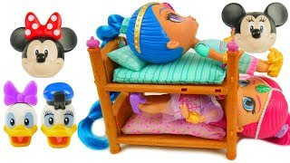 Don't Wake Daddy Shimmer and Shine Game Bedtime Routine Emoji Movie, Wrong Heads Toys, Learn Colors!