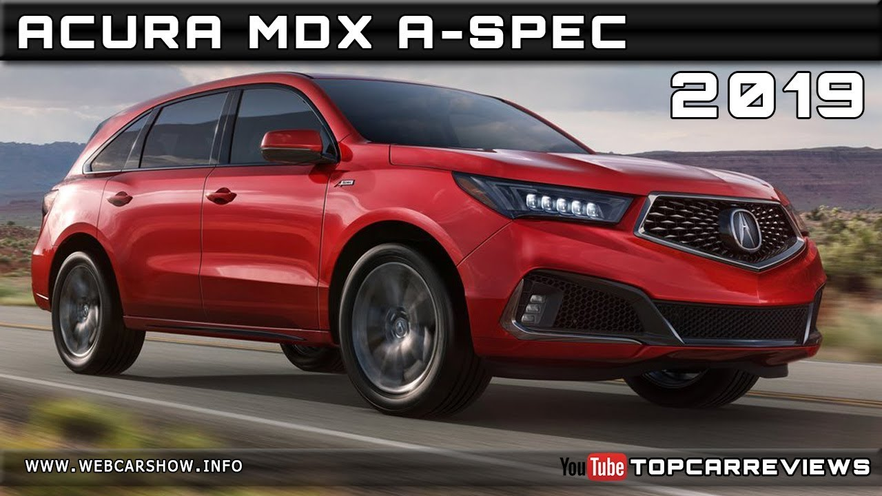 ACURA MDX ASPEC Review Rendered Price Specs Release Date YouTube - Acura mdx prices