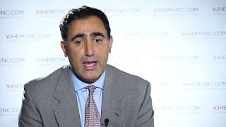 FLT3 inhibitors for treating AML