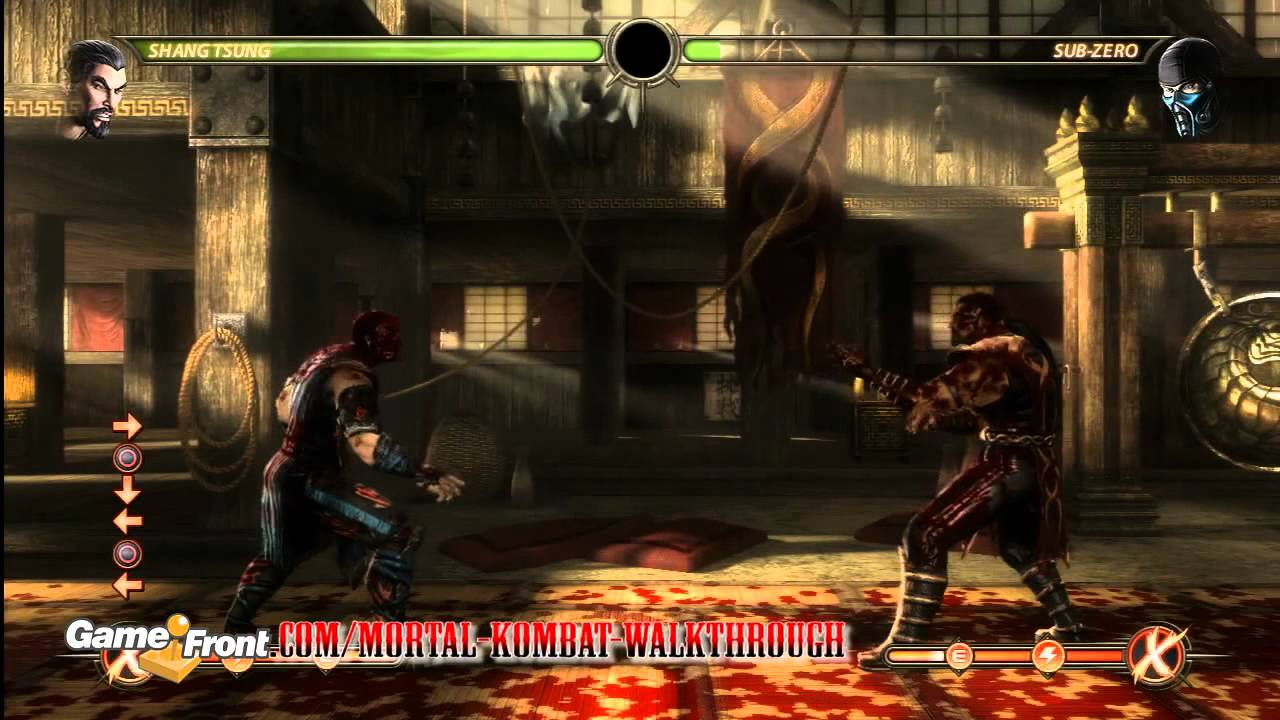 Mortal Kombat Walkthrough - Kombatant Strategy Guide ...