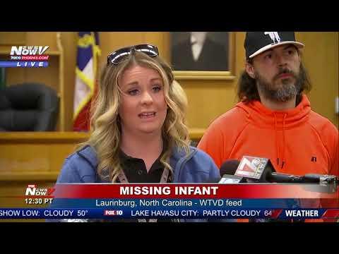 MISSING Infant In North Carolina - UPDATE