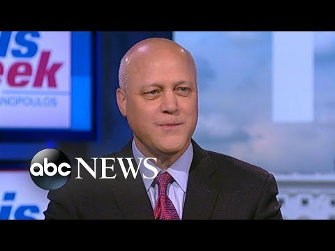 New Orleans mayor: 'We have to get back to being respectful, being civil'