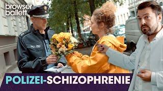 Polizei-Schizophrenie
