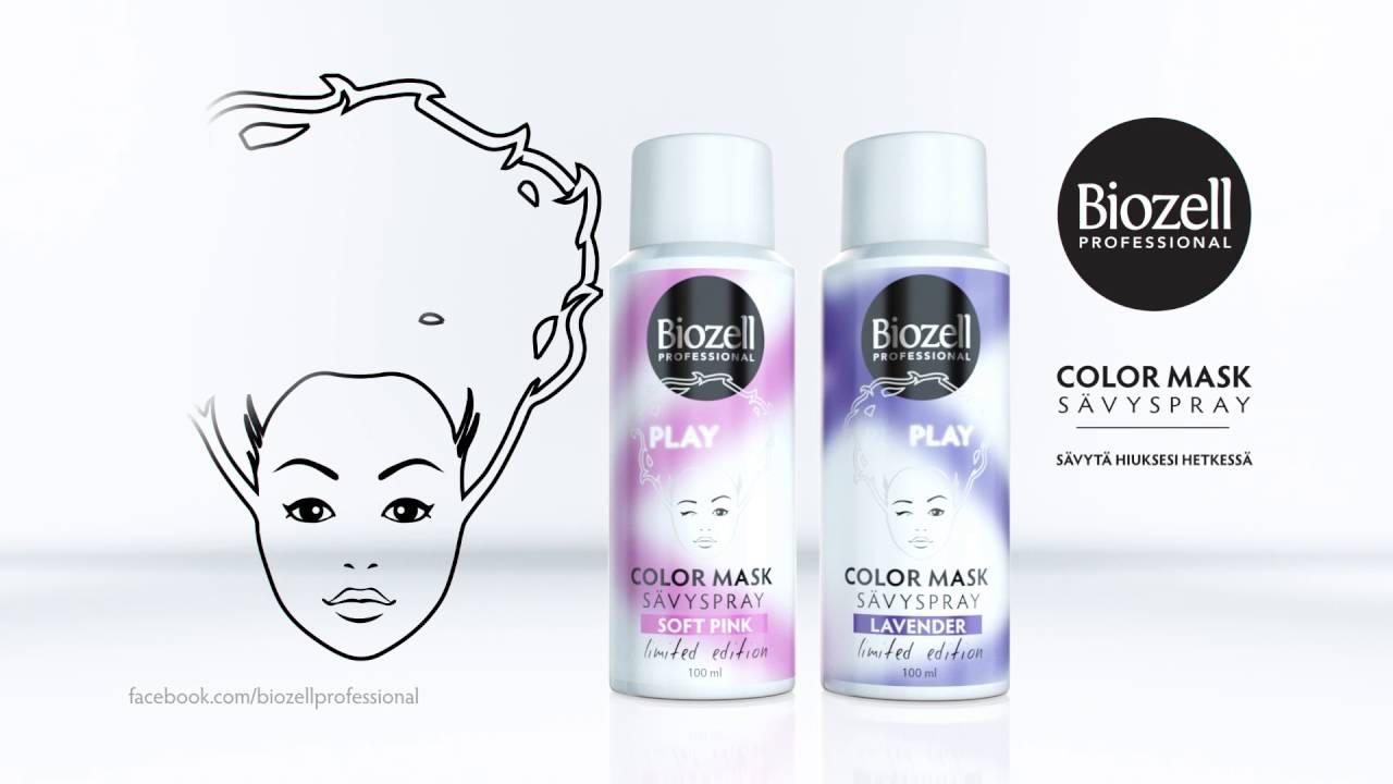 biozell color mask 5s v4 - youtube