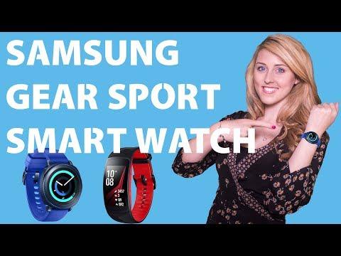 Samsung Gear Sport, better than Apple Watch 3?