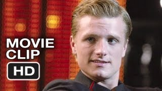 The Hunger Games #6 Movie CLIP - Star Crossed Lovers (2012) HD Movie