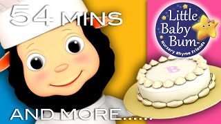 Little Baby Bum | Pet a Cake | Nursery Rhymes for Babies | Videos for Kids thumbnail