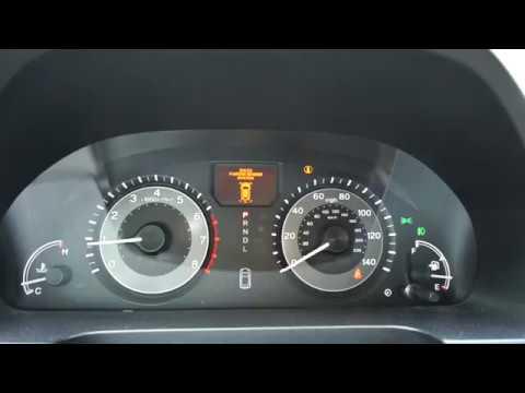Fix Honda Check Parking Sensor System Light Error Dashboard