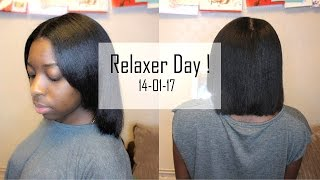 Relaxer Day Start to Finish - 14/01/2017