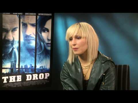 The Drop  Exclusive  With Noomi Rapace And Michaël R. Roskam