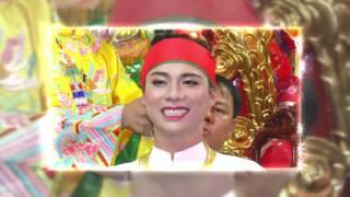 Cậu Thức khai đàn mở phủ cho thanh đồng Tưởng Kiến Minh . Disc 2