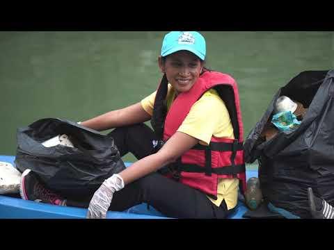 ระนองร่วมมือ ร่วมใจ สู้ภัยขยะทะเล เพื่อทะเลอาเซียนสะอาดและสมบูรณ์